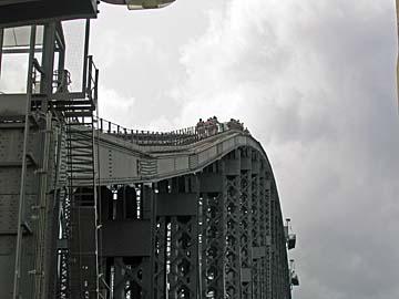 [bridge climbers]