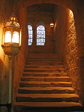 [staircase]