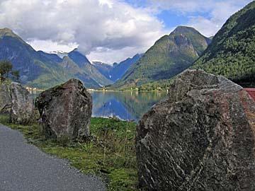 [fjord rocks]