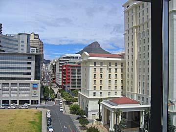 [Cape Town CBD & Lion's Head]