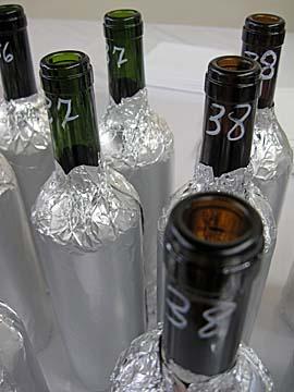 [blinded bottles]