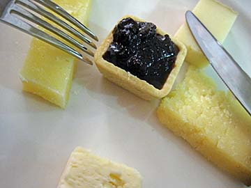 [cheese &amp; confiture]