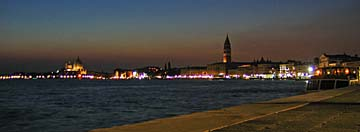 [sunset, piazza san marco]