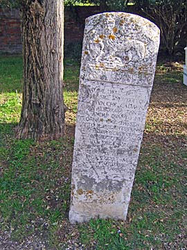 [gravestone]