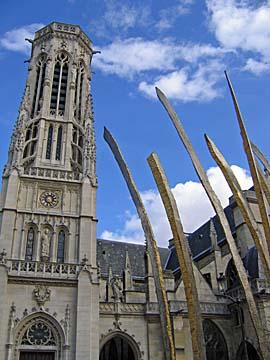 [church & sculpture]