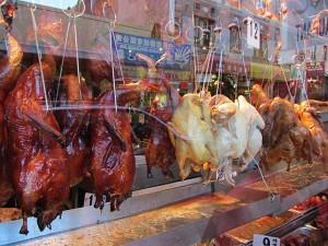 roast poultry