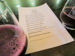 [lambrusco menu]