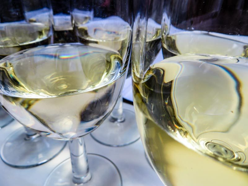 [white wines]